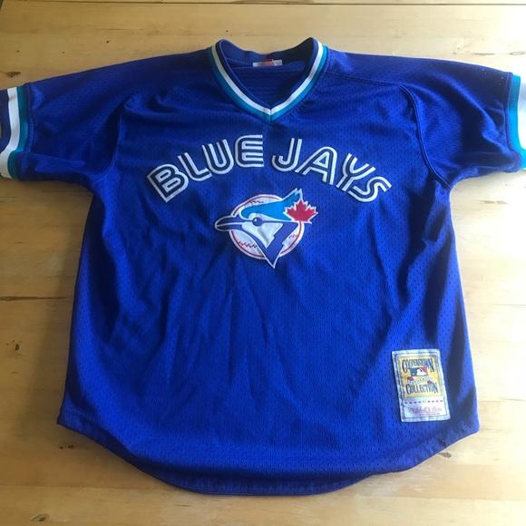 best cheap edab5 d4af5 Toronto Blue Jays Retro Jersey (Mitchell & Ness)